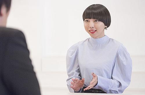 MIKIKO 振付家・ダンサー 写真